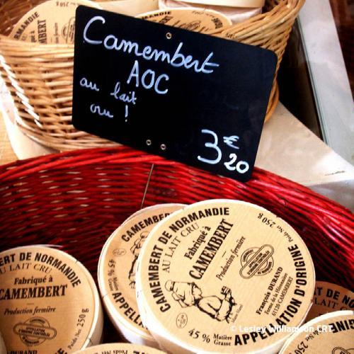 Normandy Market Visit