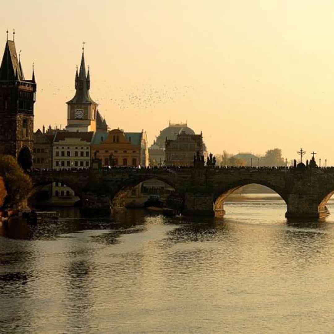 Prague Architecture Walking Tour
