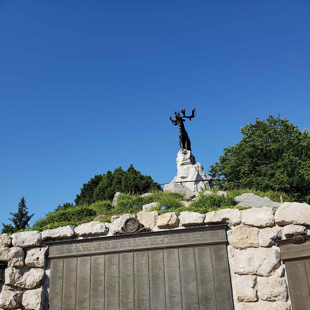 Newfoundland Memorial Park