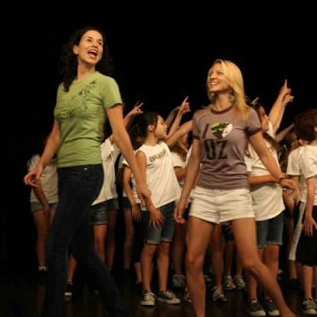 Broadway Workshops Tour