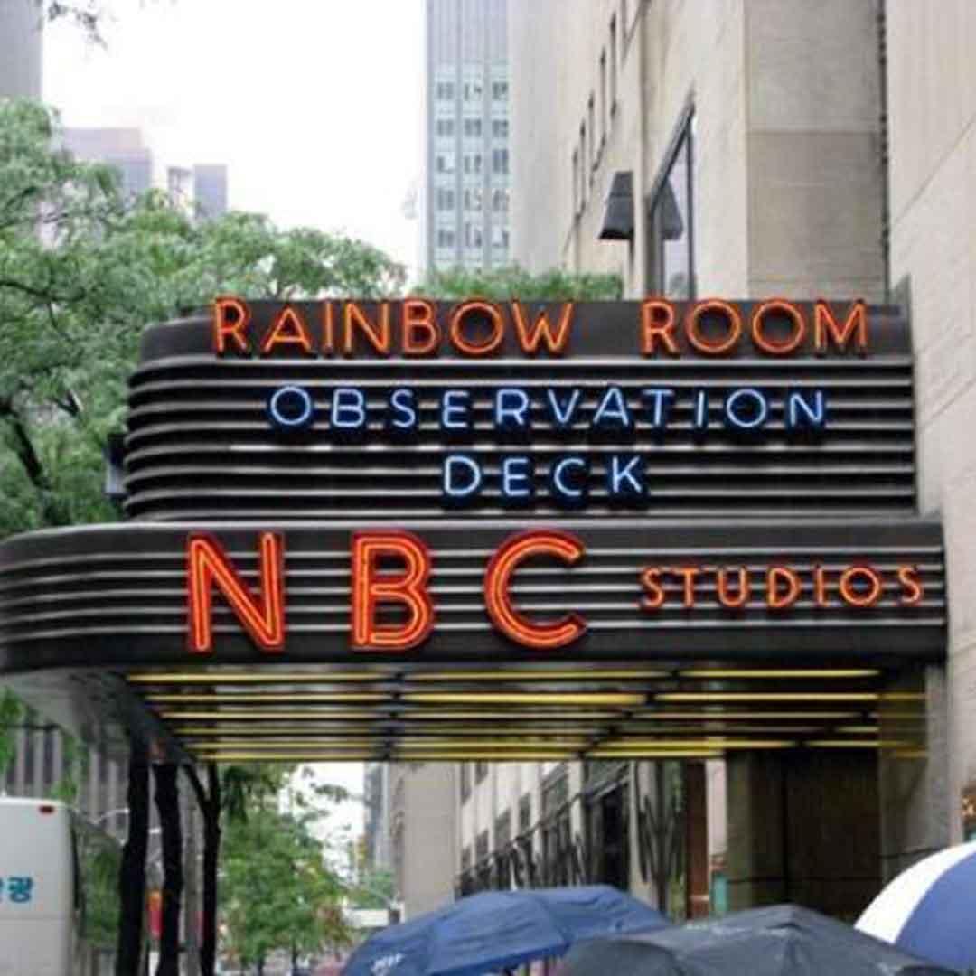 NBC New York Studio Tours