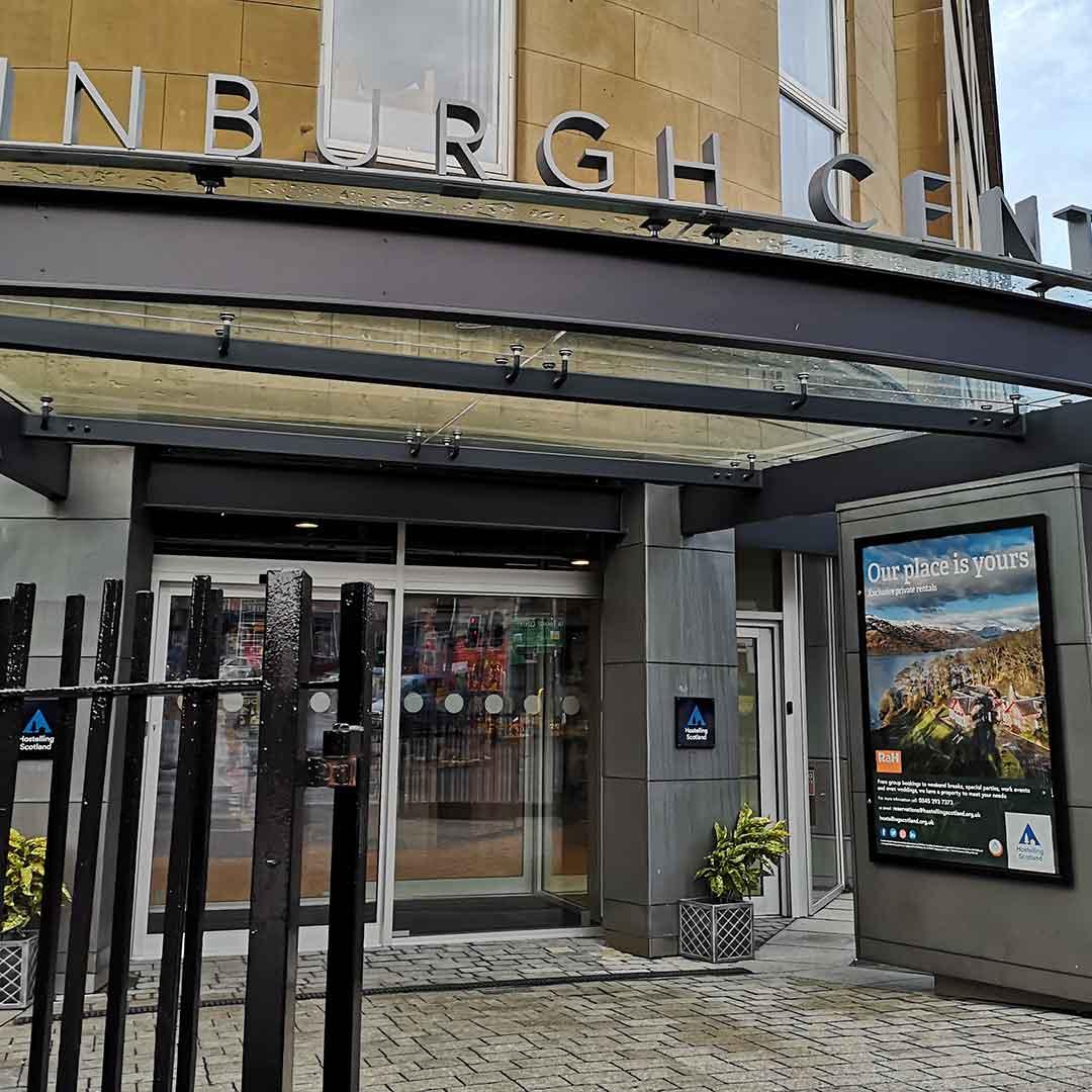 YHA Edinburgh Central Youth Hostel