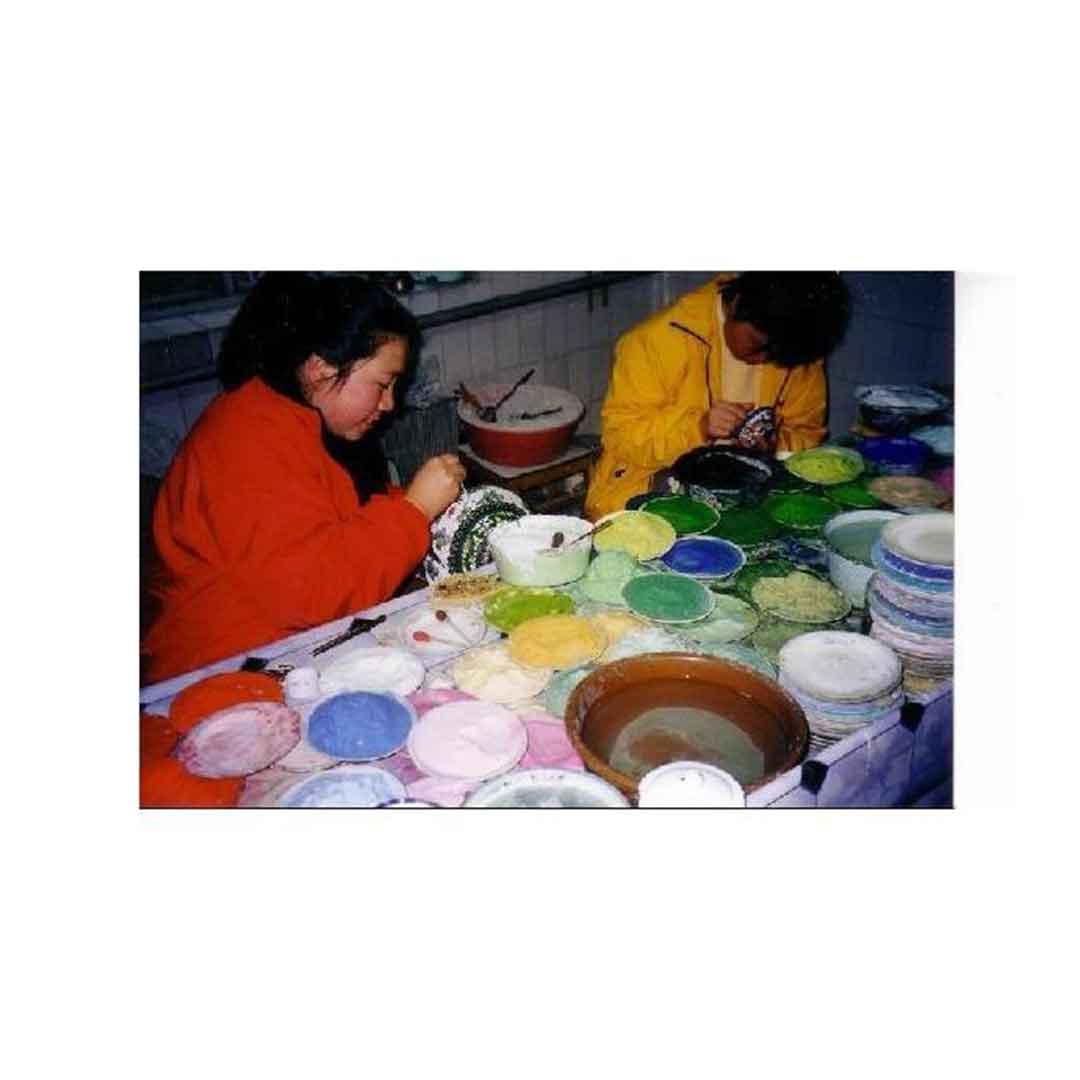 Cloisonne Factory Beijing
