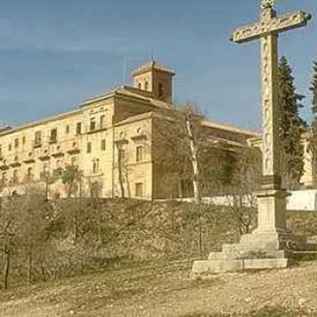 Sacramonte Abbey