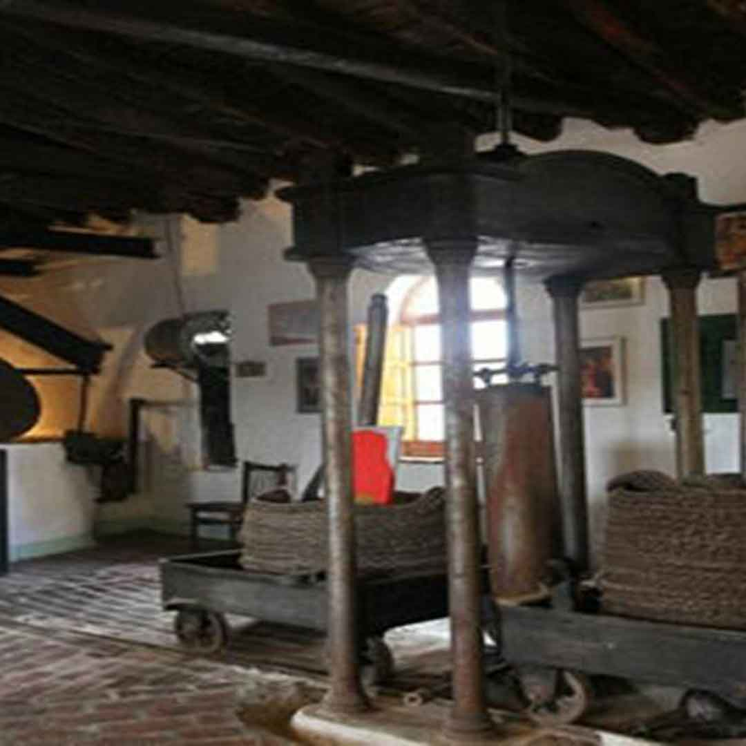 Almazara - Old Olive Oil Mill