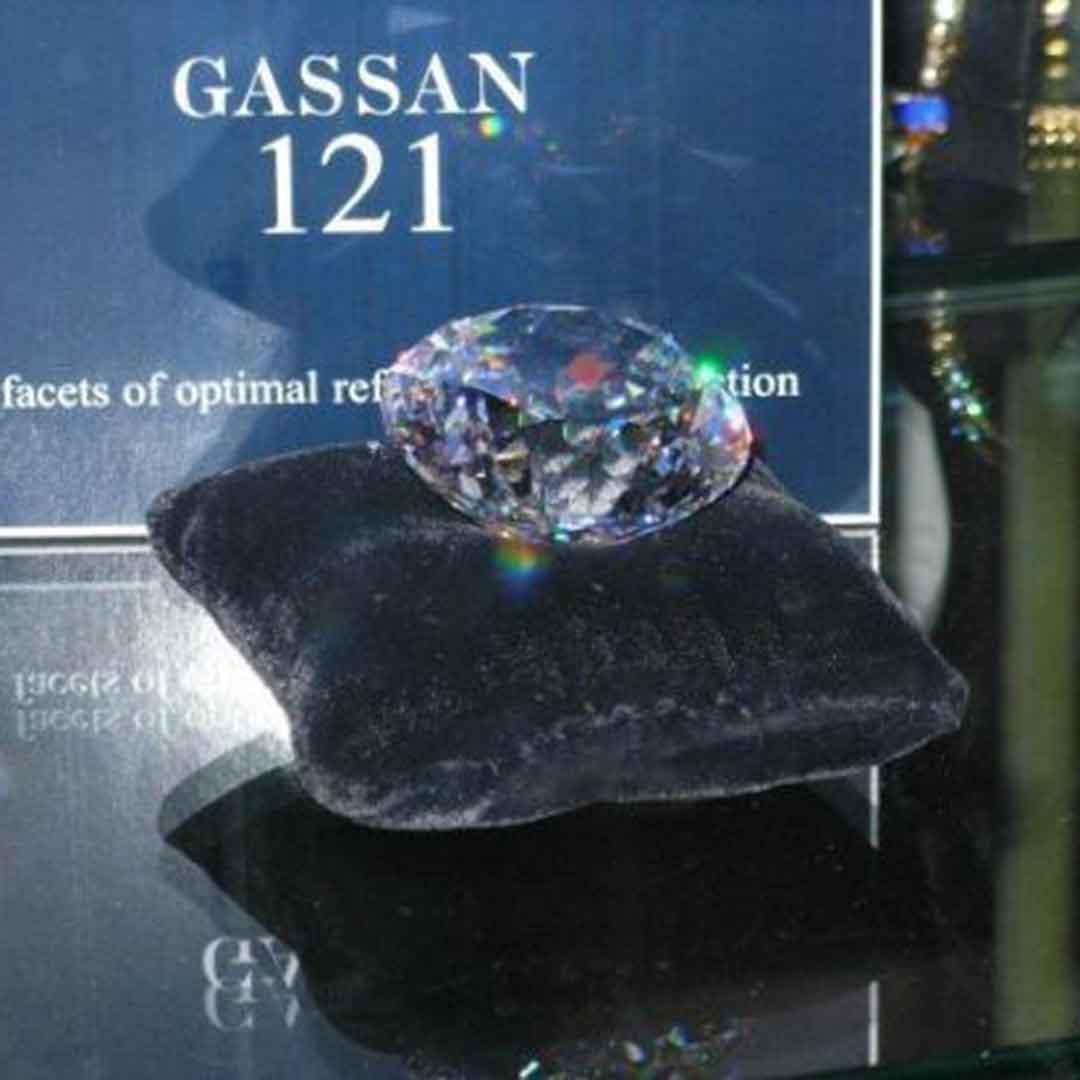 Gaasan Diamonds