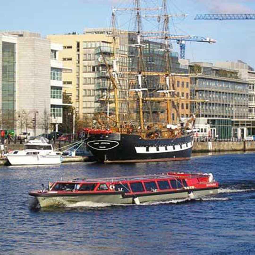 Dublin Boat Tours