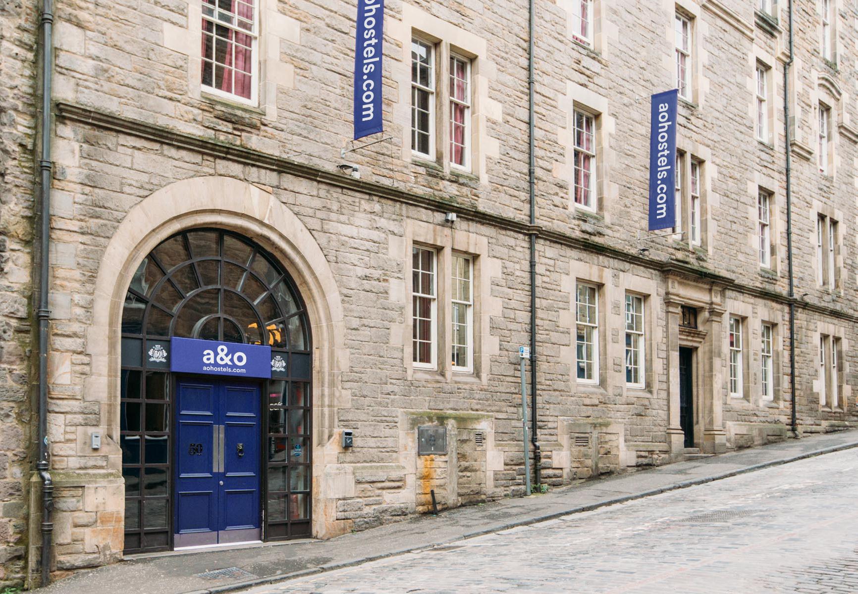 a&o Edinburgh City