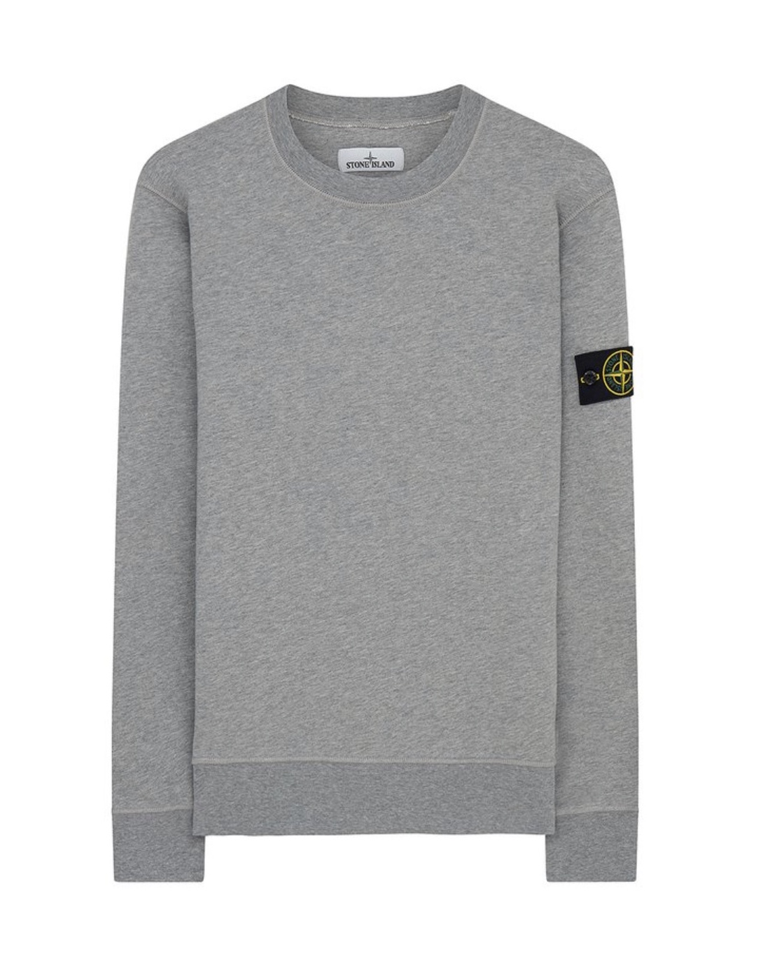 Sweatshirt In Grey