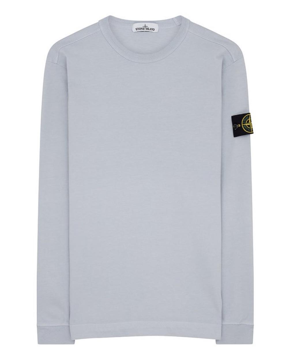 Sweatshirt In Sky Blue