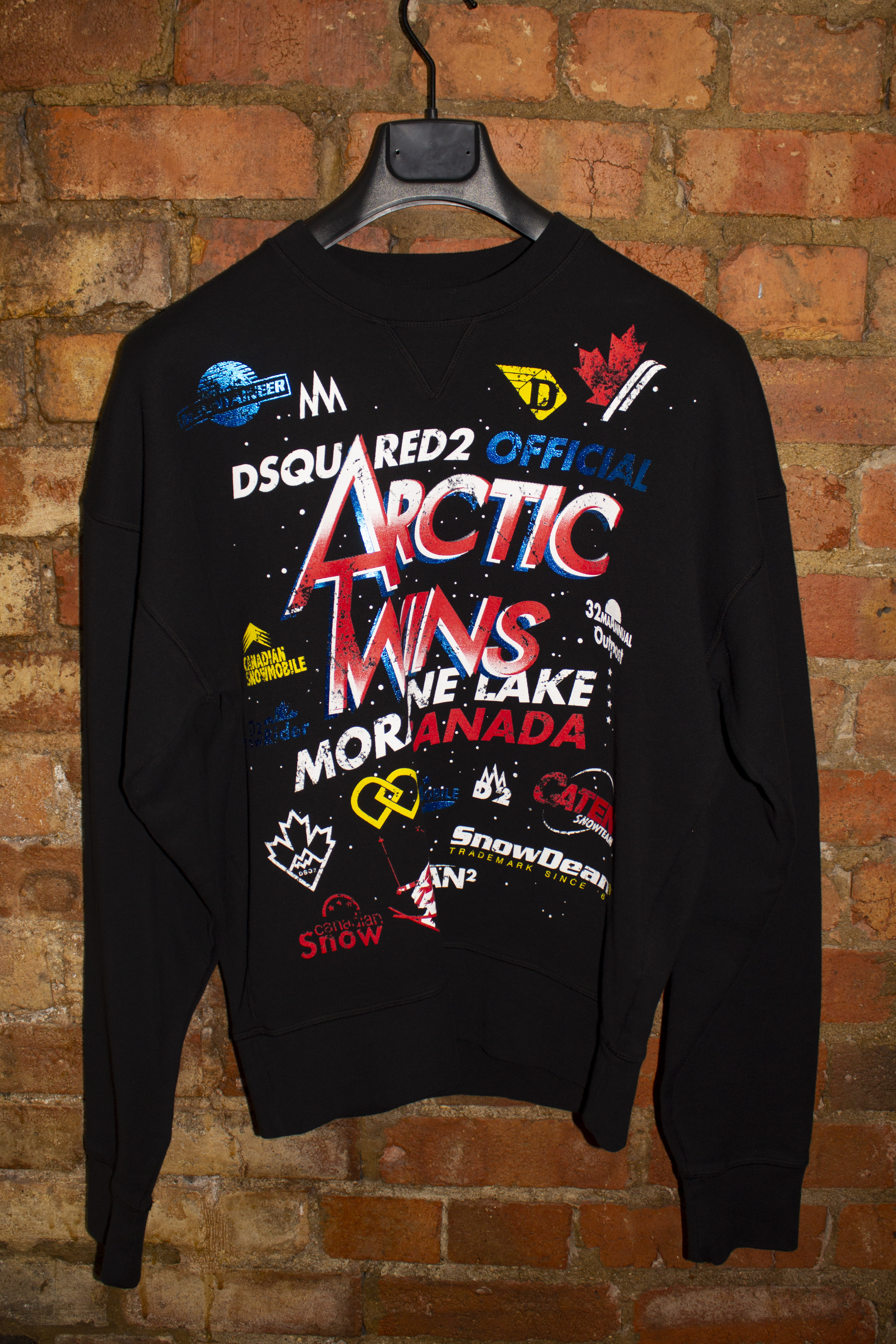 Arctic Twins Sweater