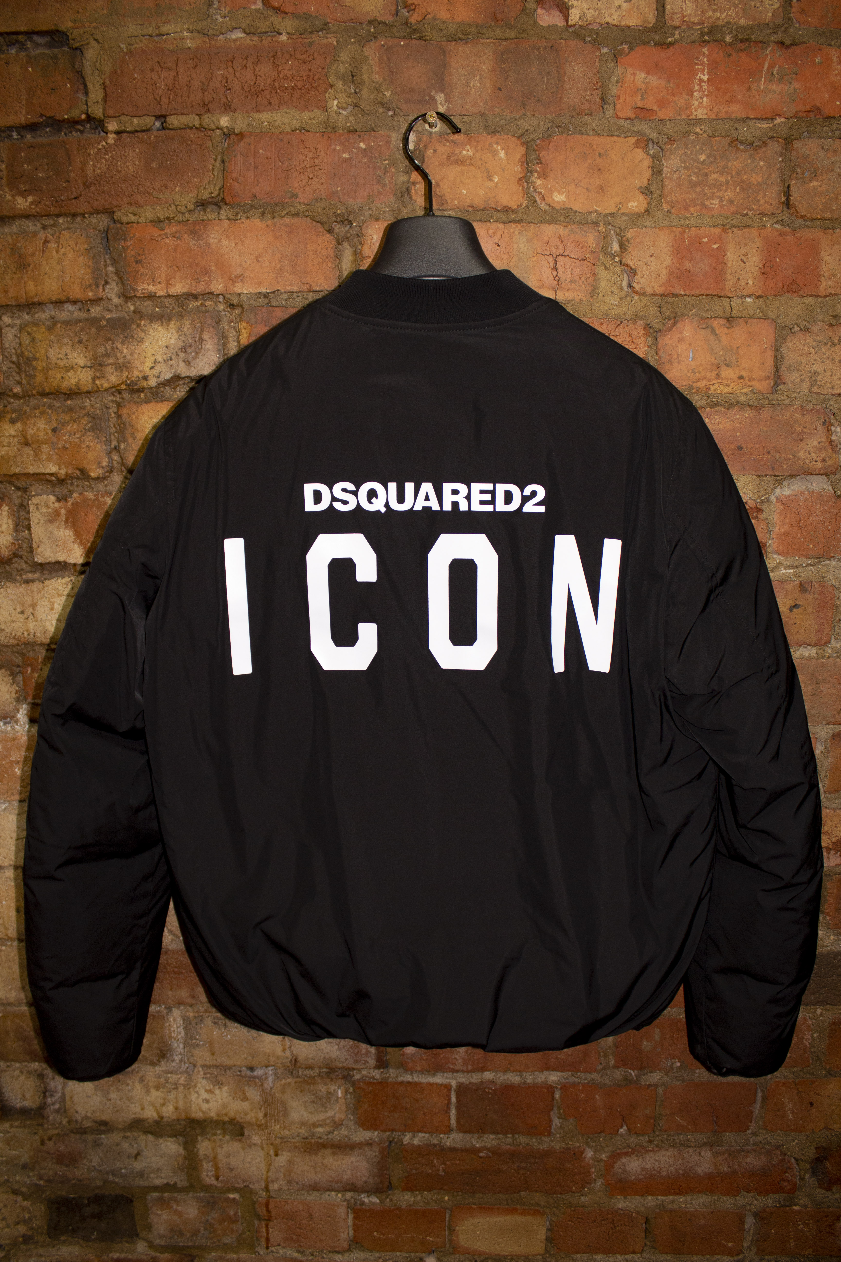 Icon Bomber Jacket