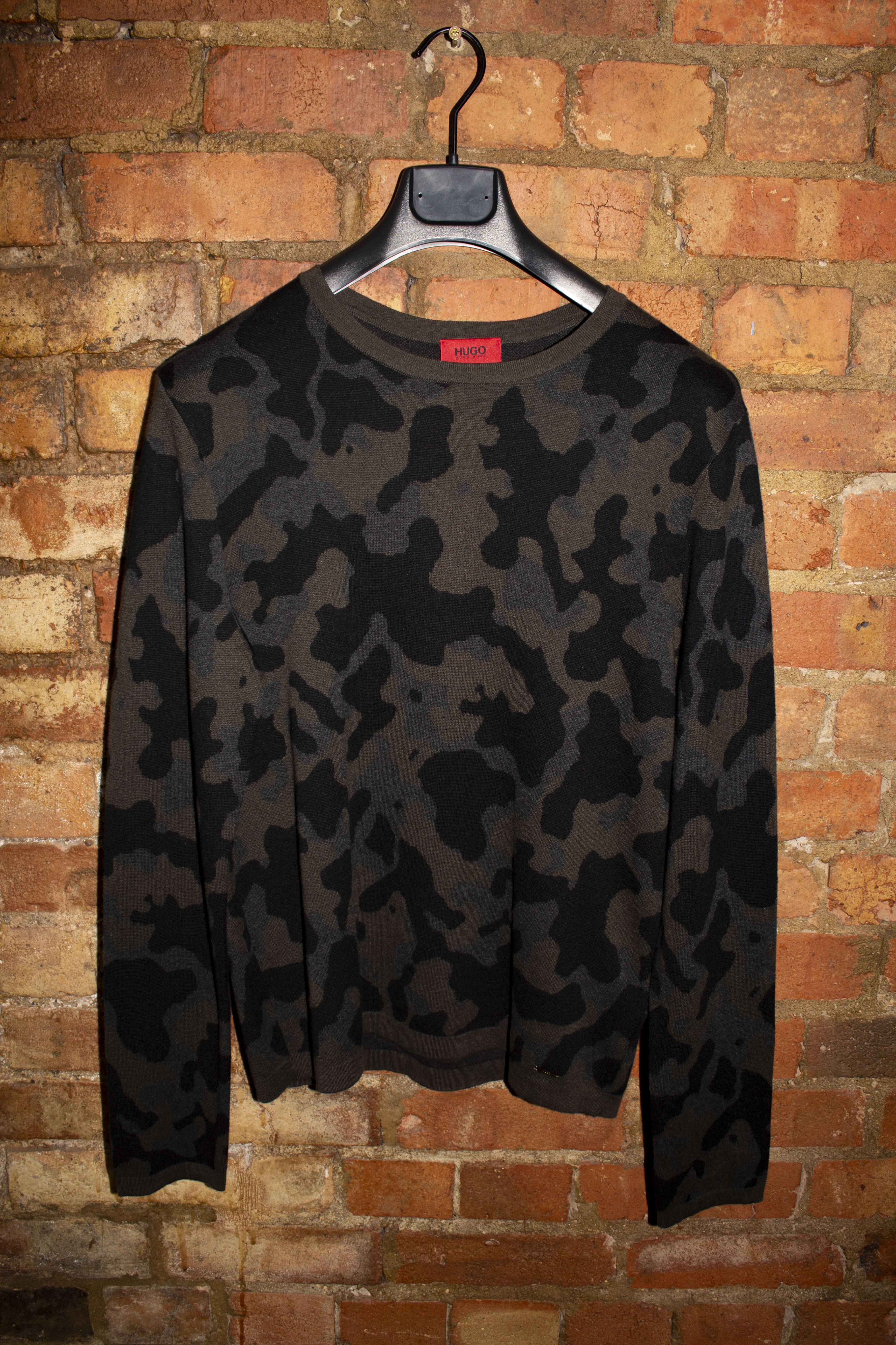 Camouflage Knitwear