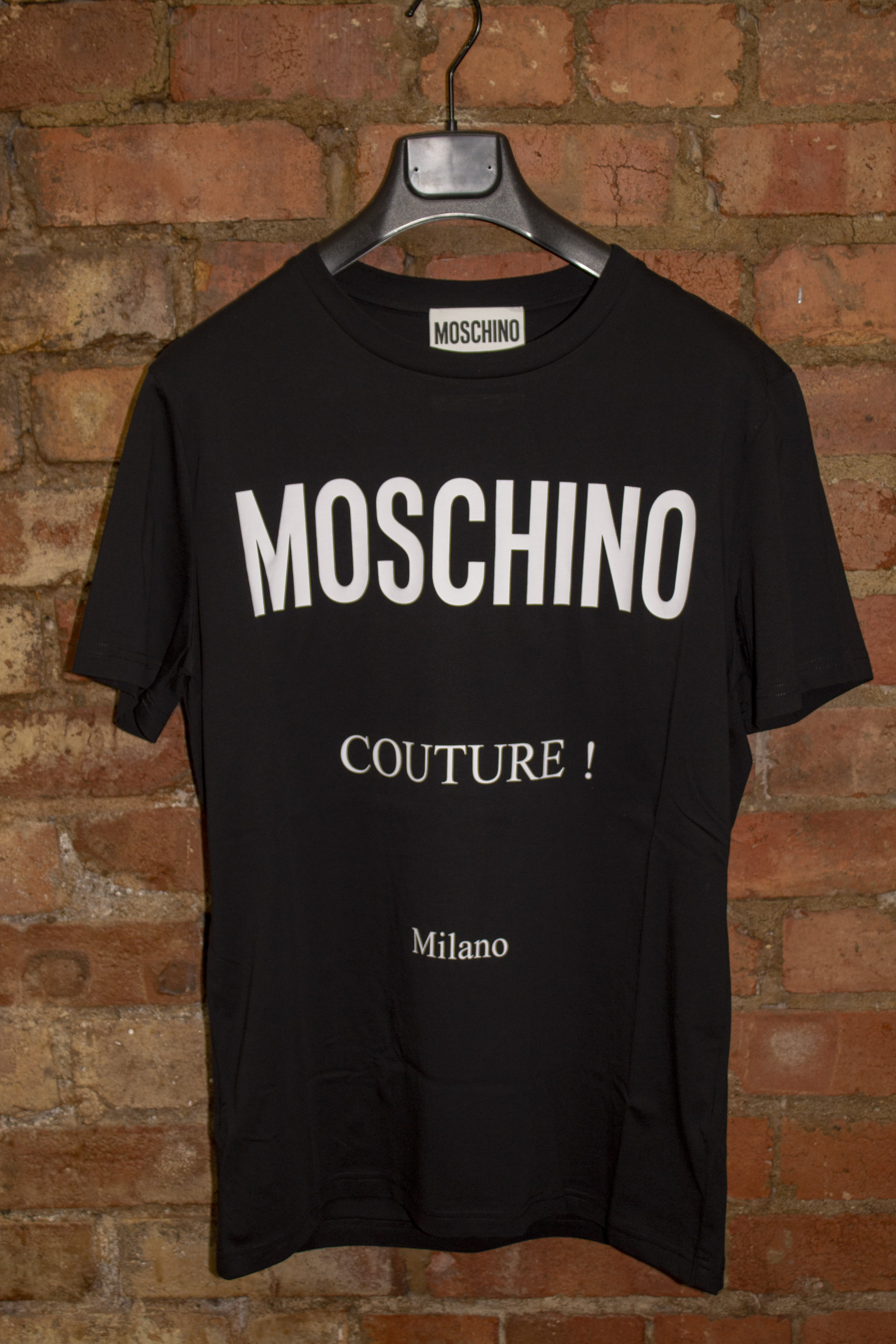 Moschino Print T-Shirt