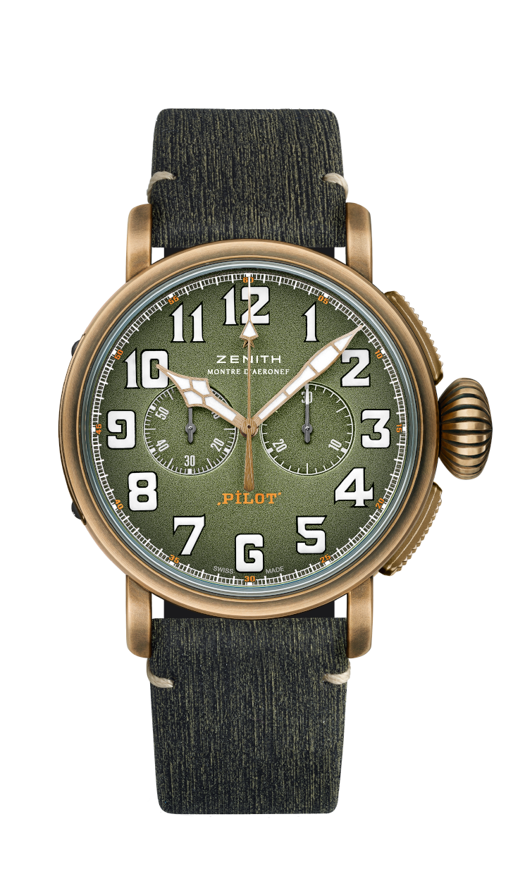 Pilot Type 20 Chronograph Adventure