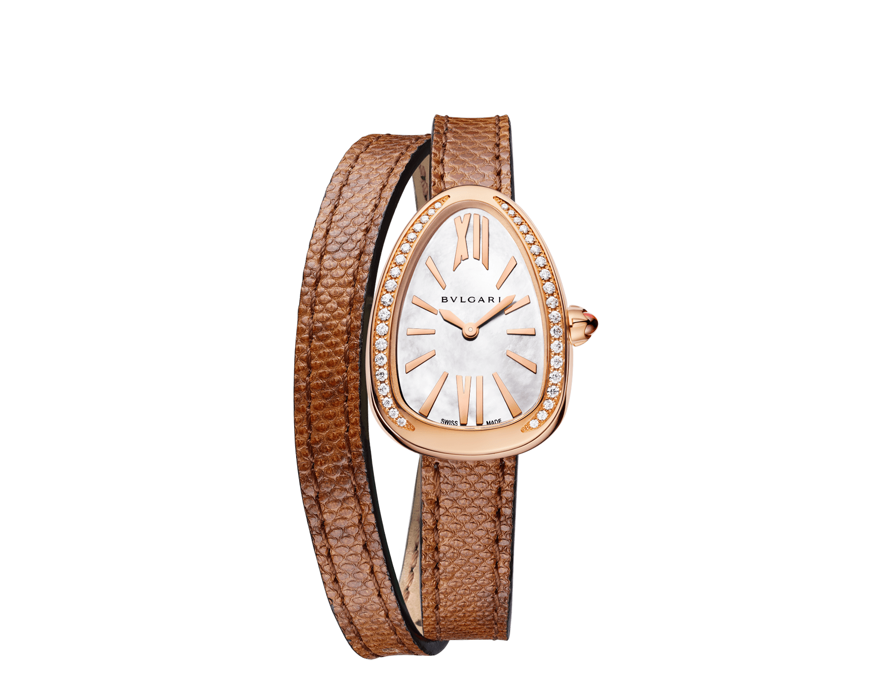 SERPENTI rose gold