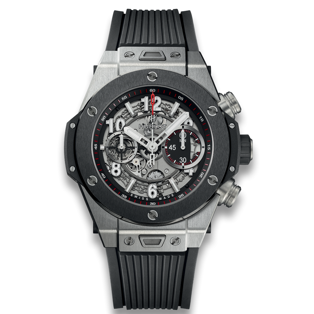 Big Bang Unico Titanium Ceramic 45mm