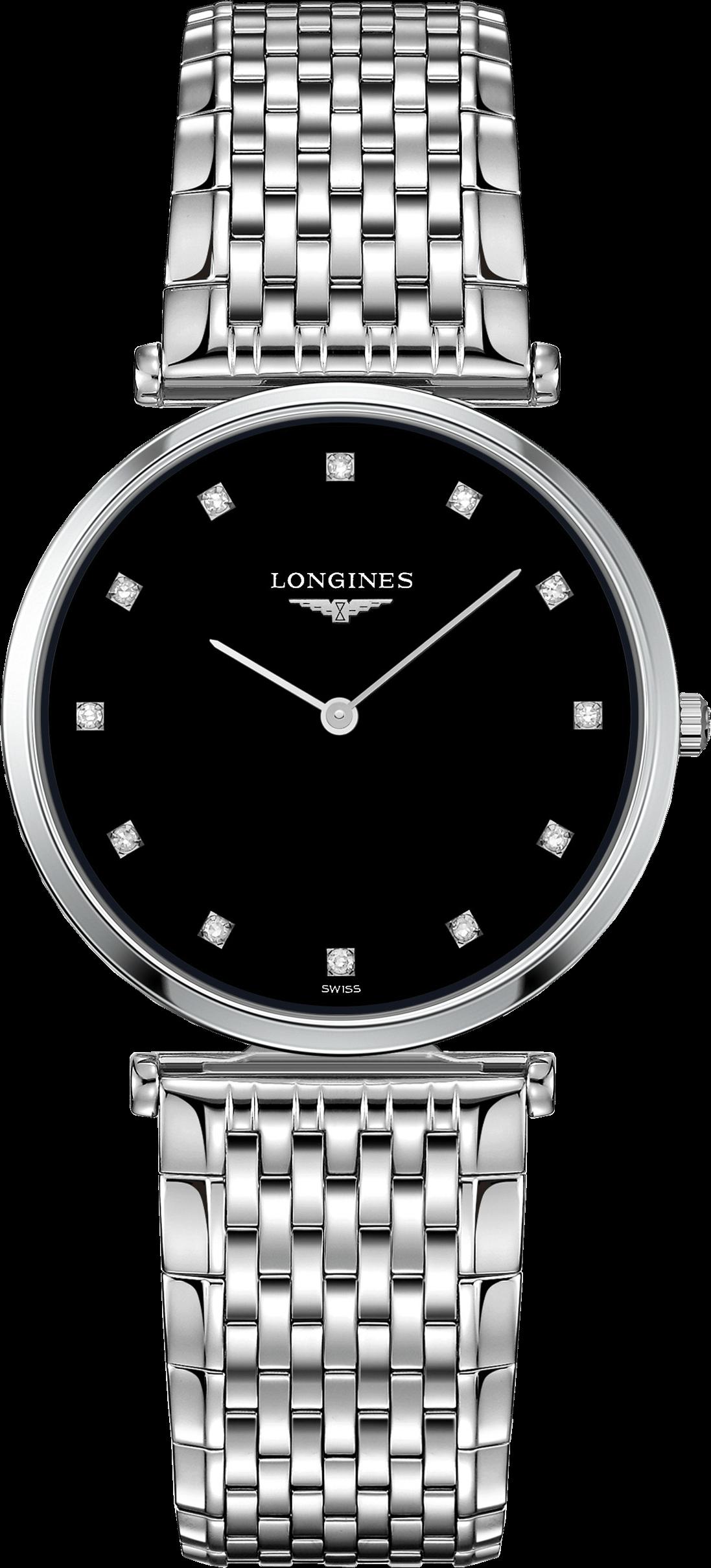 La Grande Classique de Longines Black 33mm