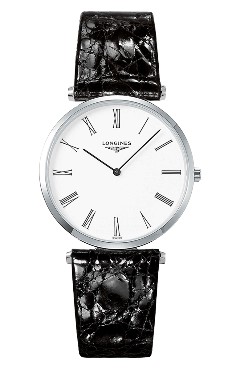 La Grande Classique de Longines White 36mm