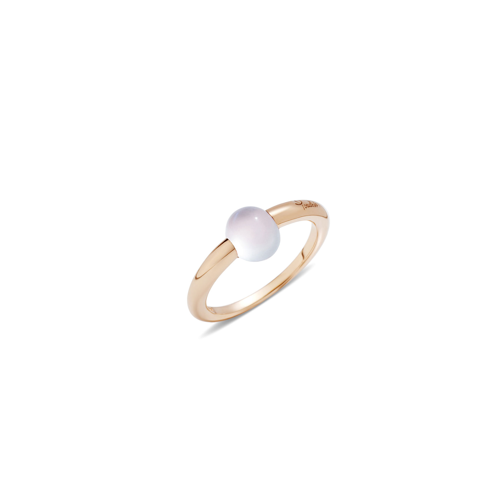 M'AMA NON M'AMA RING MOONSTONE (ADULARIA)