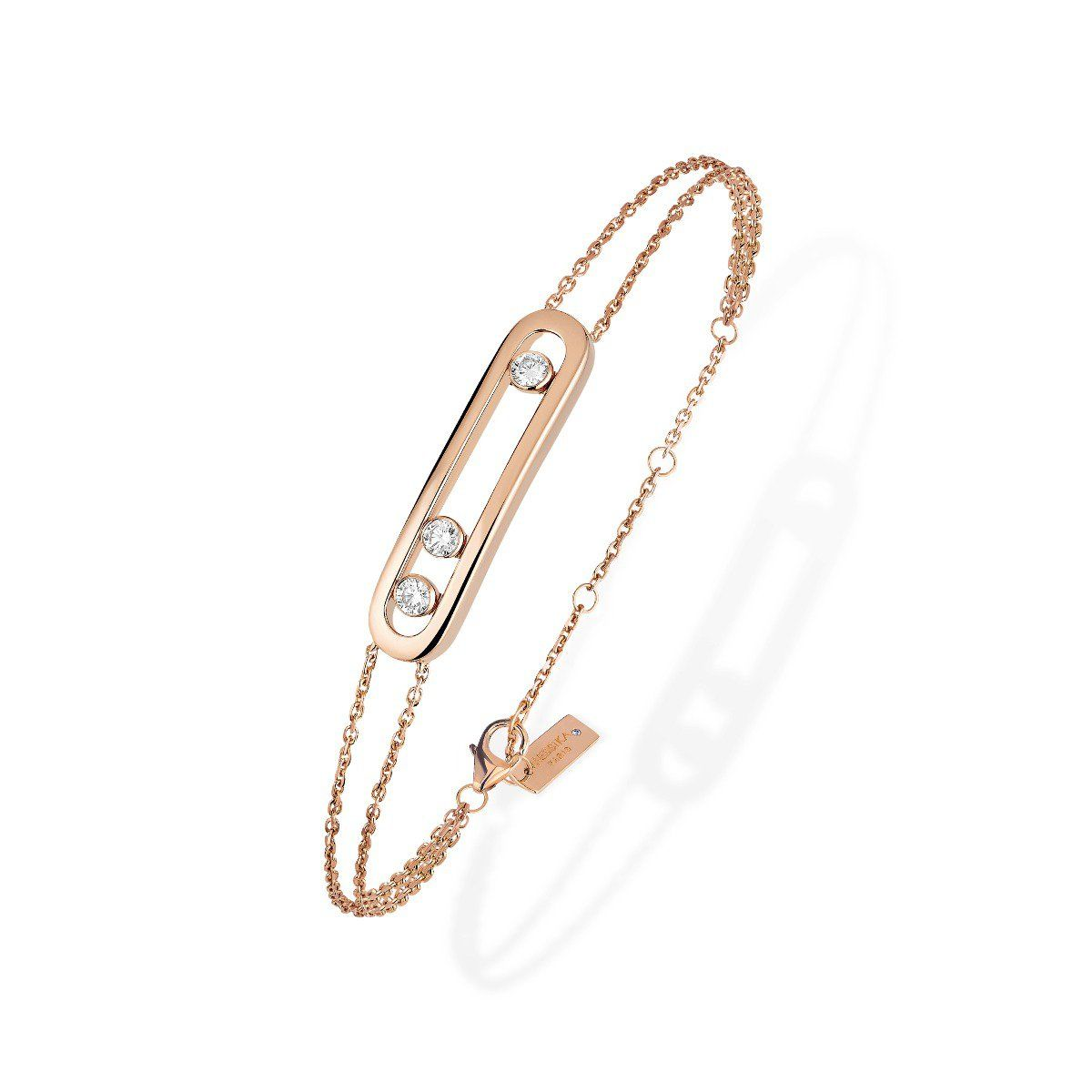 Move Classic Bracelet Pink gold