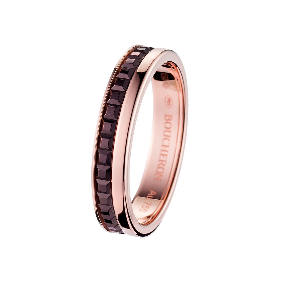 QUATRE WEDDING BAND