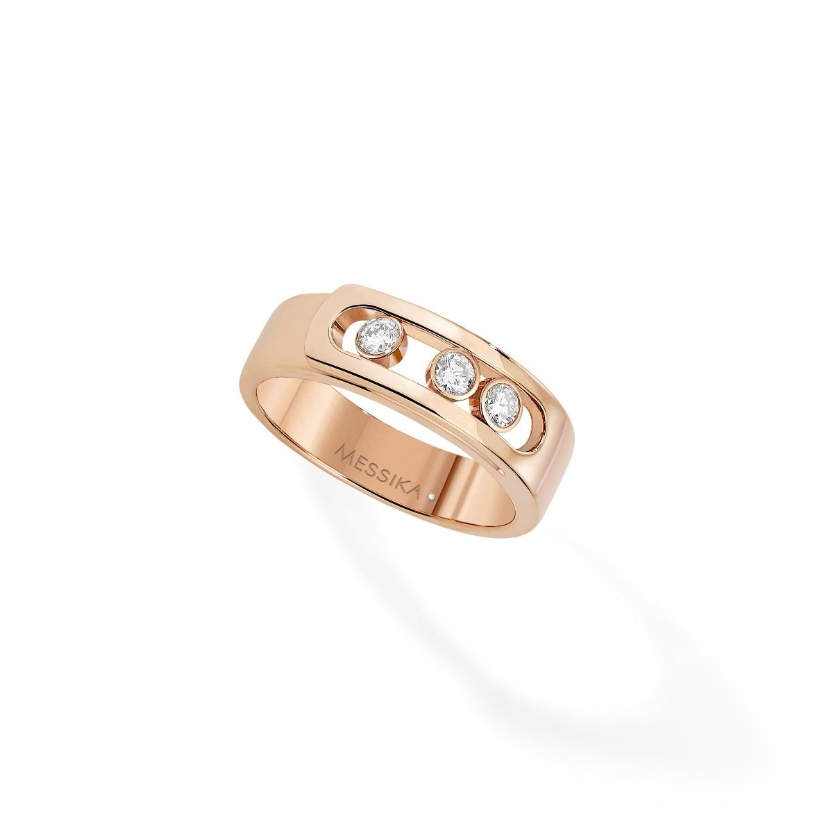 Move Noa Ring - Pink Gold