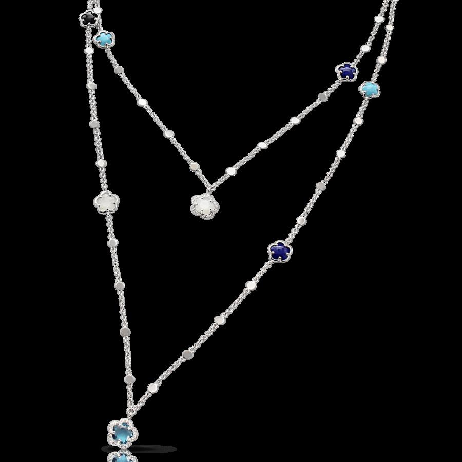Necklaces Figlia Dei Fiori blue multicolor
