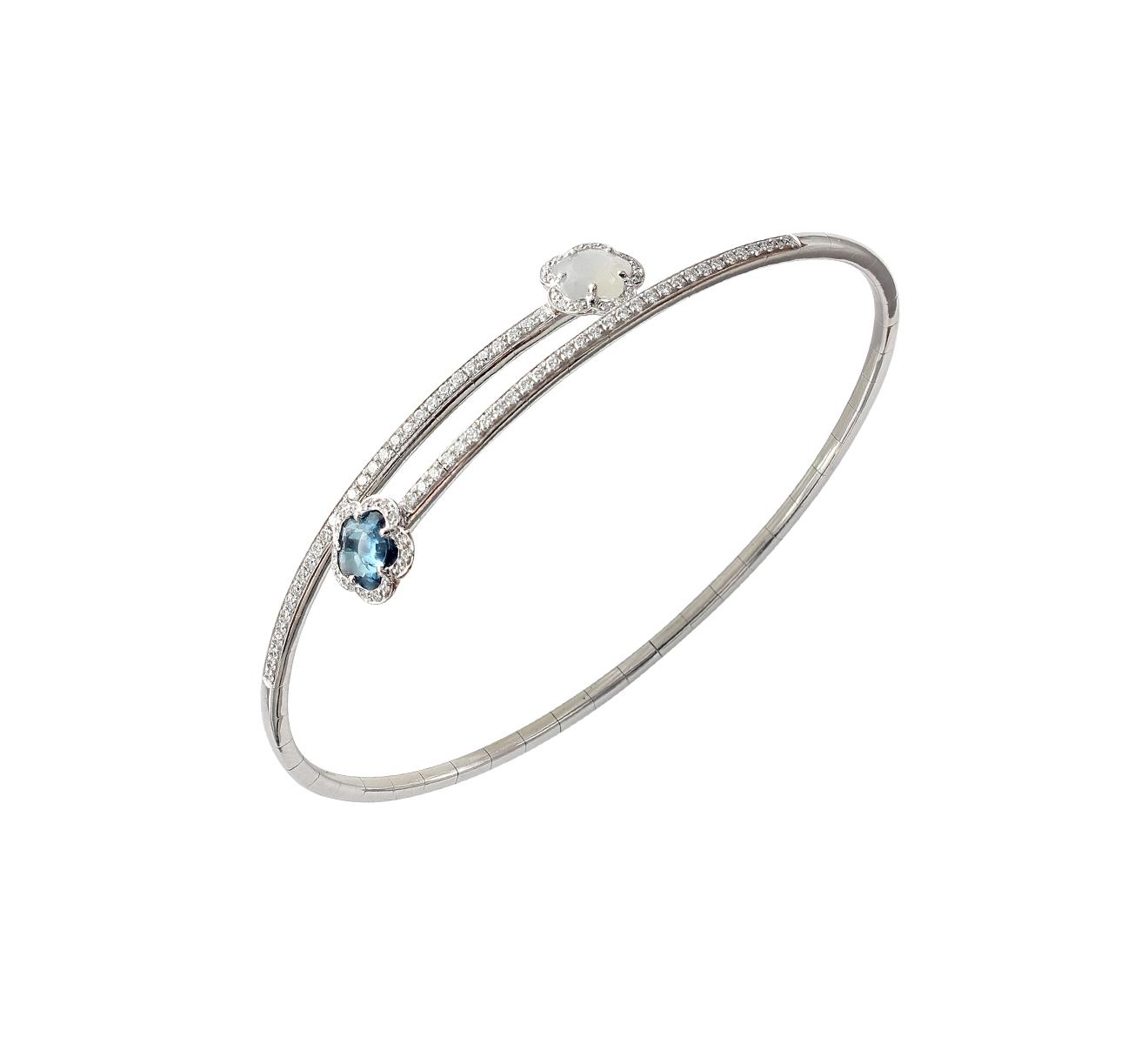 Bracelets Figlia Dei Fiori white gold