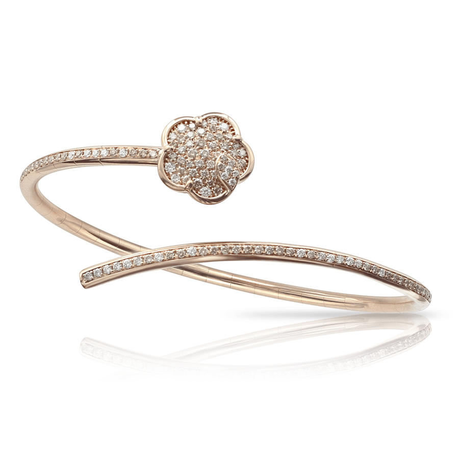 Bracelets Joli rose gold diamonds
