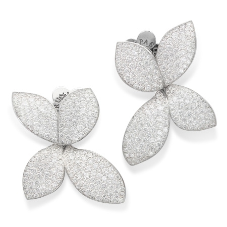GIARDINI SEGRETI EARRINGS WITH DIAMONDS