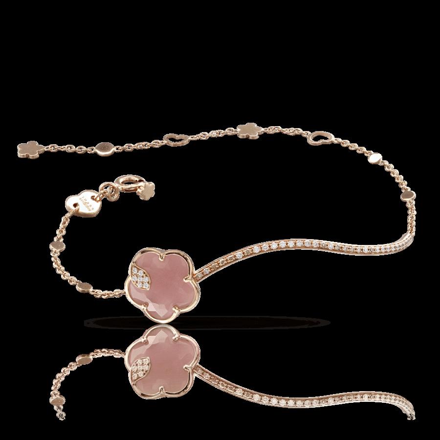 Bracelets Joli Pink Chalcedony