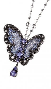 LIBERTY NECKLACE butterfly