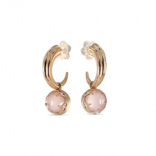 Earrings Bon Ton