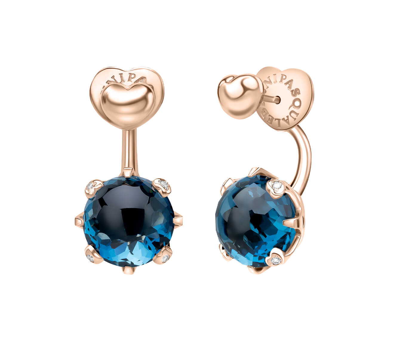 Earrings SISSI