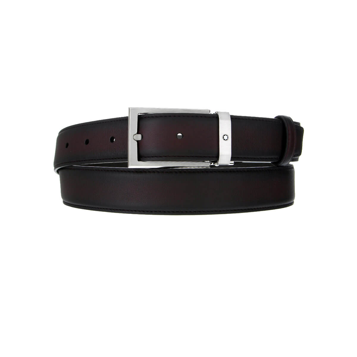 Rectangular brown belt