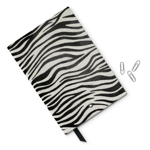 Kožený blok Animal Print Zebra