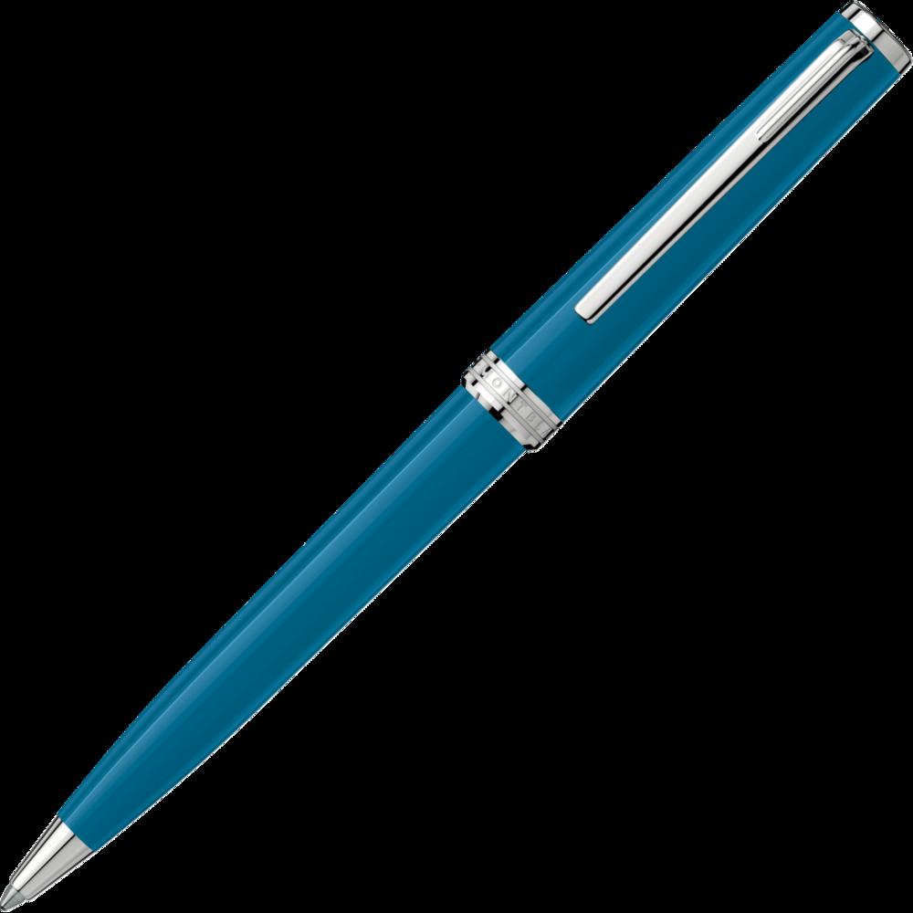 Kuličkové pero PIX PETROL BLUE