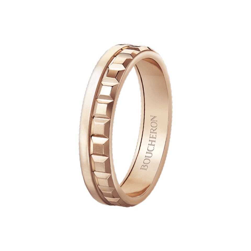 QUATRE RADIANT EDITION WEDDING RING