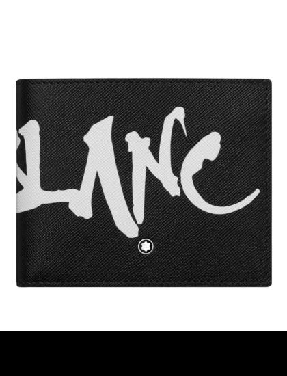 Wallet Sartorial Calligraphy 6cc