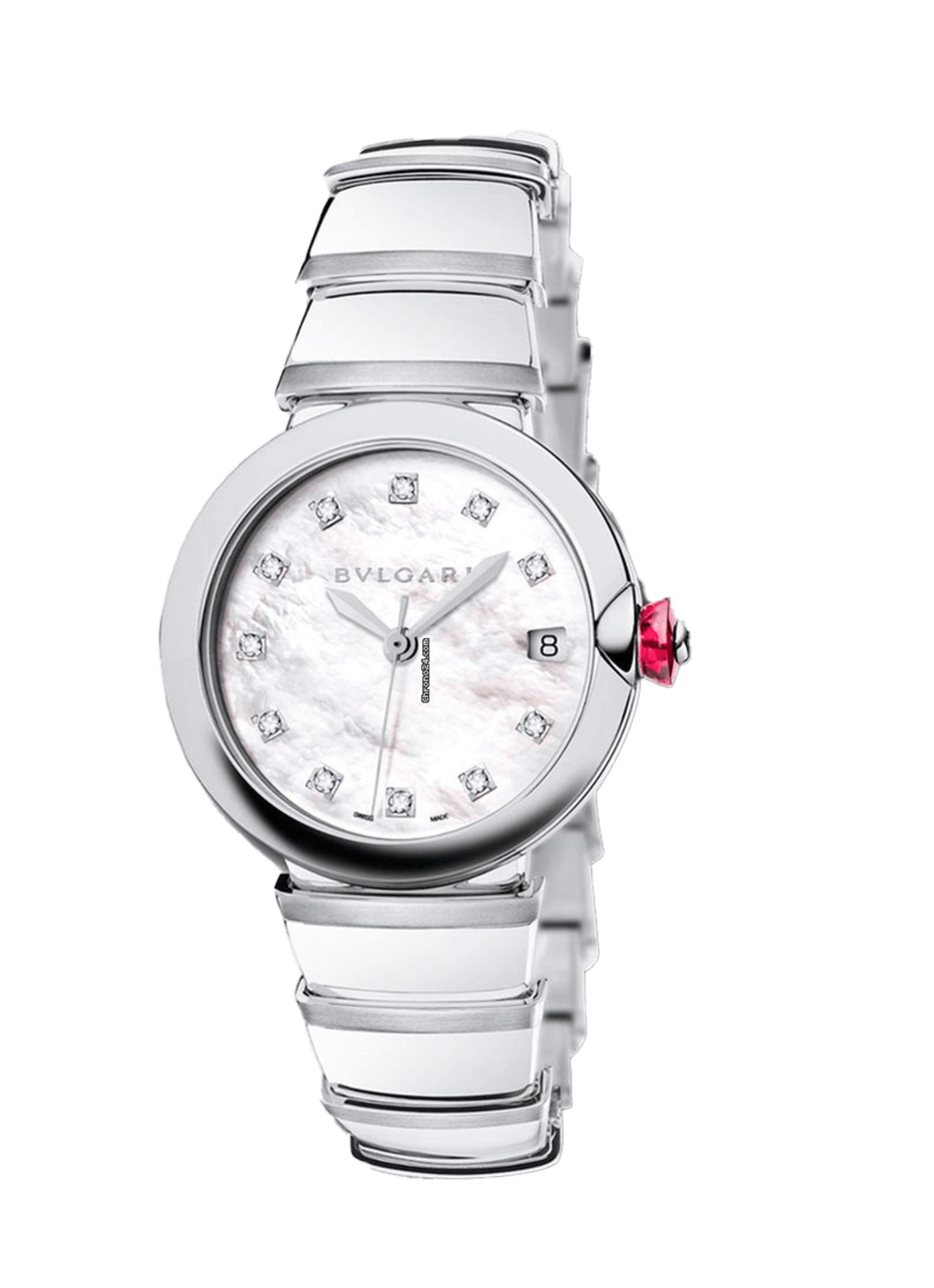 Bulgari Lvcea Automatic 36mm