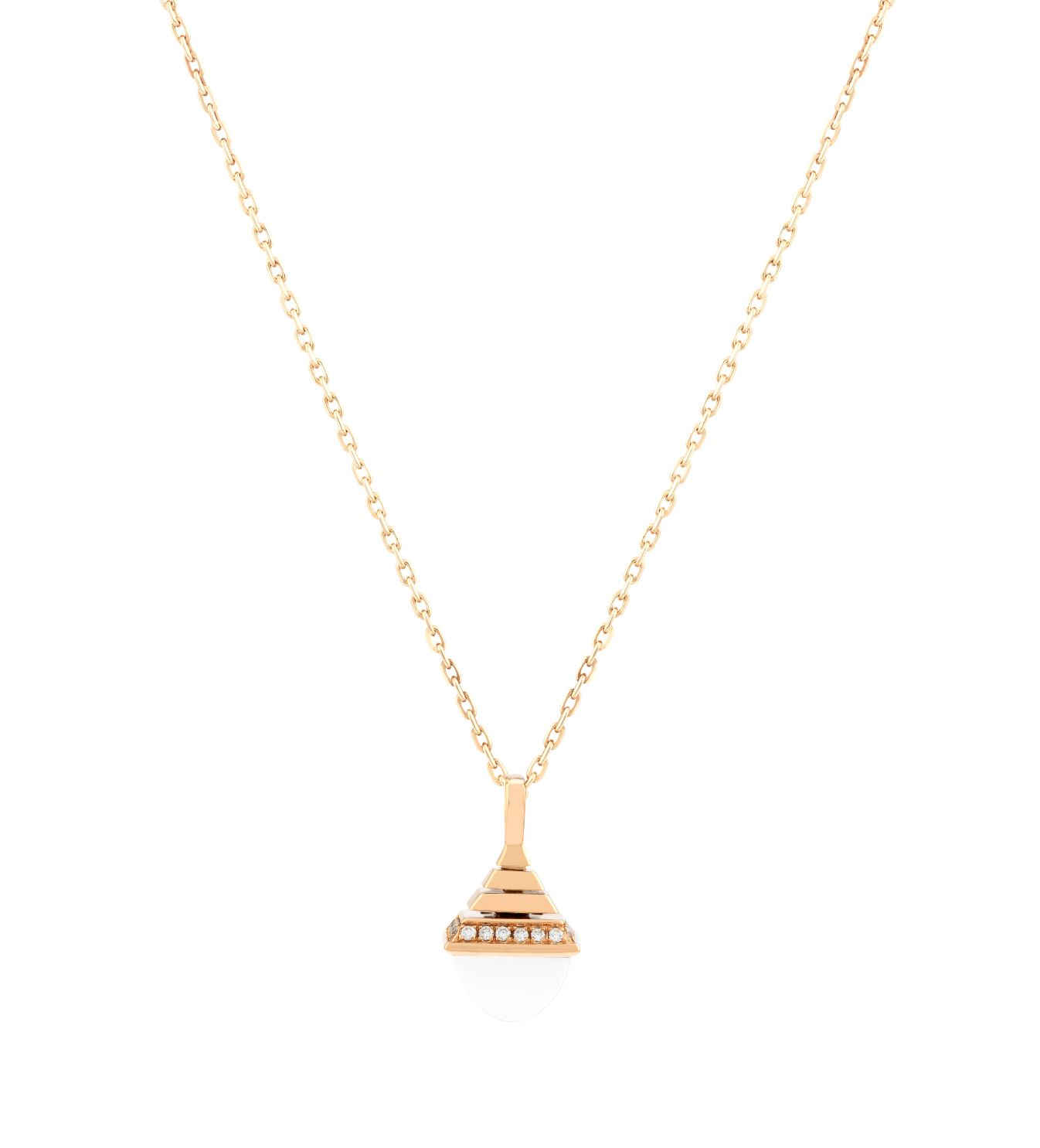 Cleo Rev Mini Gold Pendant