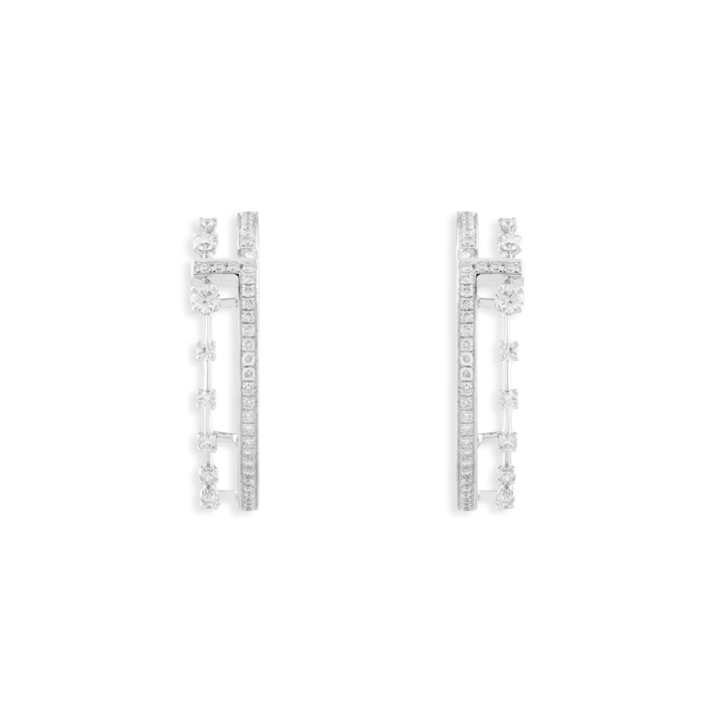 Avenues Hoop Earrings