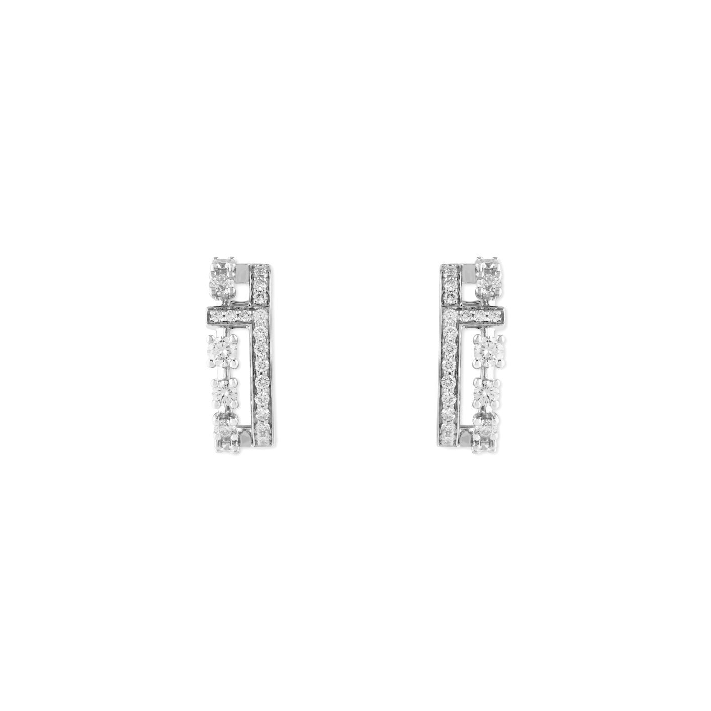 Avenues Post Earrings