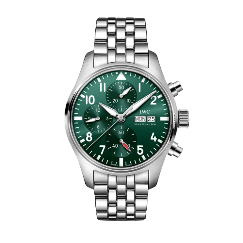 NEW PILOT'S WATCH CHRONOGRAPH 41 Green