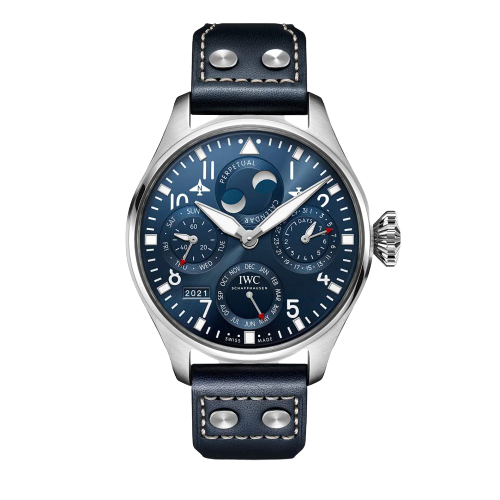 NEW BIG PILOT'S WATCH PERPETUAL CALENDAR