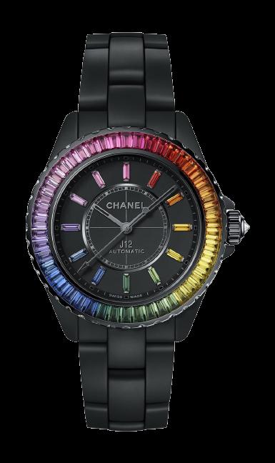 NEW J12 electro dream watch caliber 12.1, 38 mm