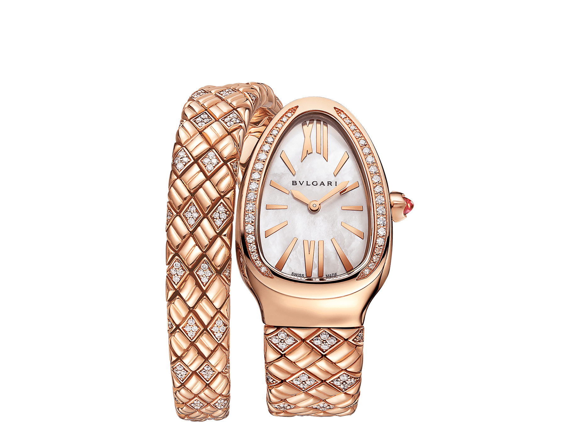 NEW SERPENTI SPIGA WATCH
