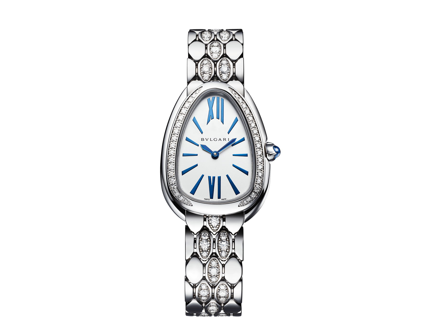 NEW SERPENTI WATCH white gold