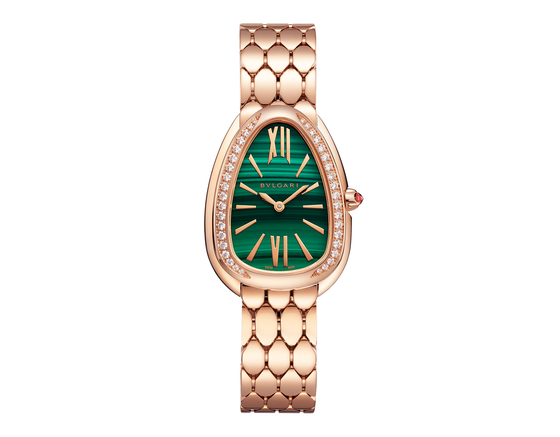 NEW SERPENTI SEDUTTORI WATCH Green